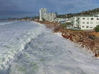 Experts warn of water security risk from drought and rising sea levels