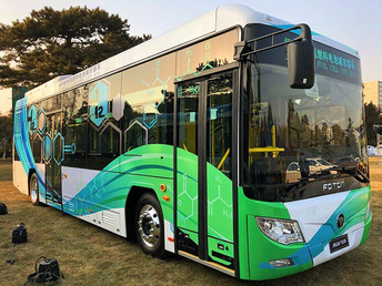Green hydrogen deal to drive NSW transport