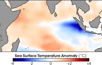 Indian Ocean Dipole research shows Australia set for more extreme weather