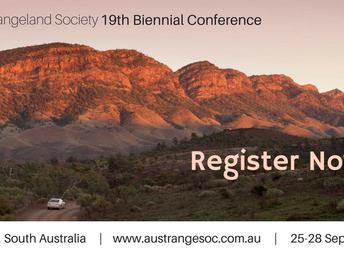 Australian Rangeland Society 19thBiennial Conference