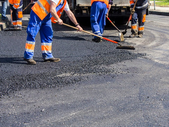 Recycled glass road initiative expands