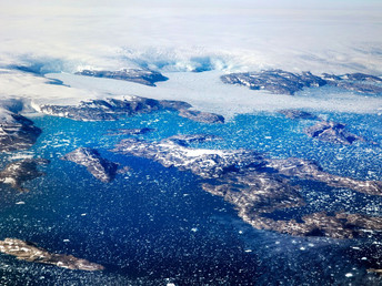 Climate warmer than 'any time in the last 5,000 years'