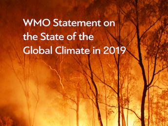 WMO Statement sets out facts on climate emergency