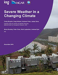 Climate change set to expand extreme weather impacts: IAG report