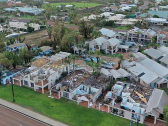 Disaster funding for WA councils affected by Cyclone Seroja
