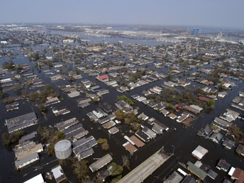 Urban floods intensifying, countryside drying up
