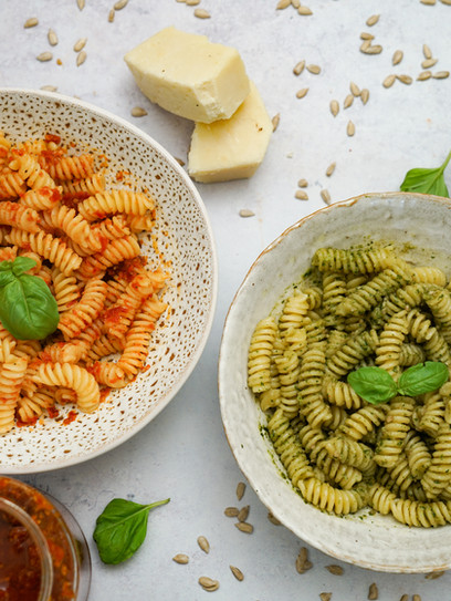 Grünes Pesto