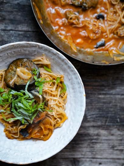 Cremige One-Pot Pasta Vegan