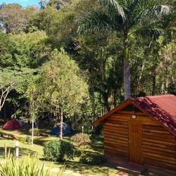Cabanas e Camping