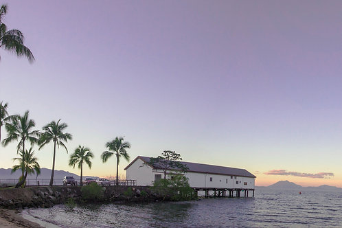 Port Douglas Wharf Panoramic