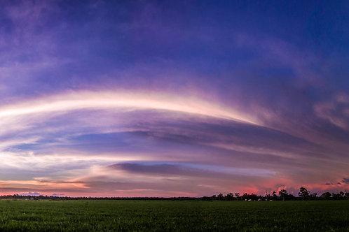 Katherine Sunset Panoramic