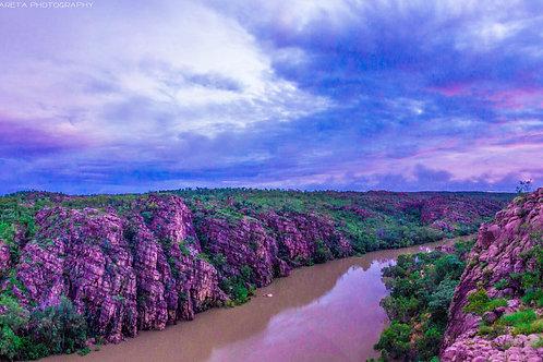 Katherine Gorge Panoramic