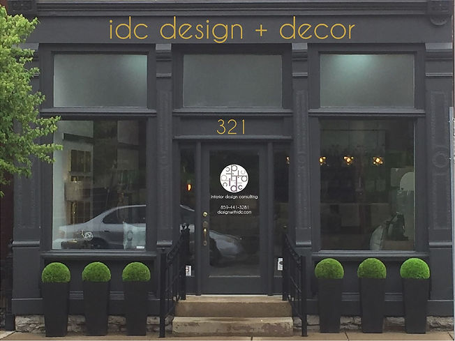 IDC Design + Decor showroom