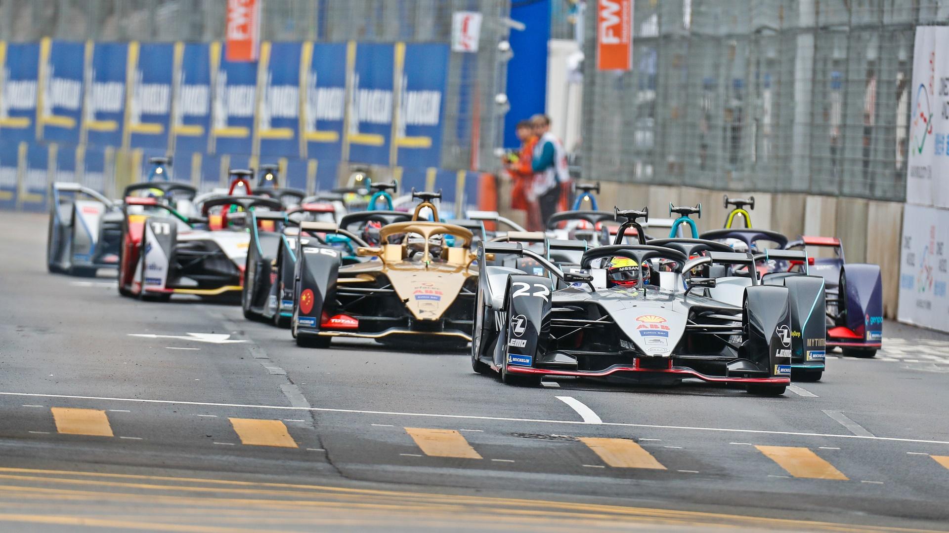 London ePrix - Formula-E Race | News