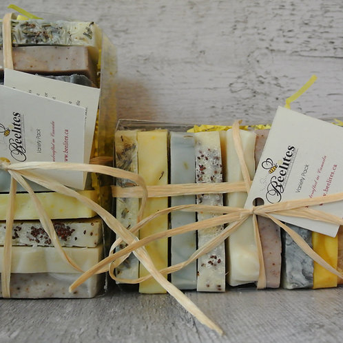 Natural Soap Variety Pack