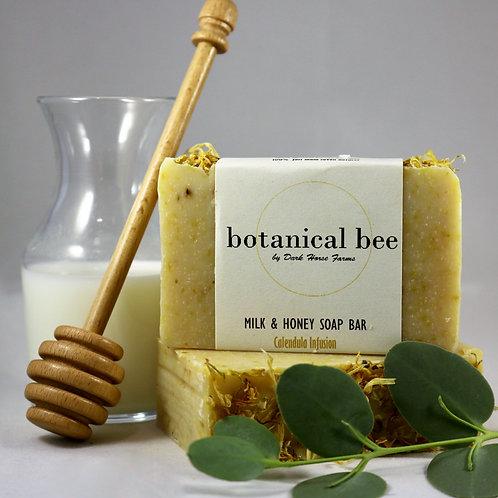 Milk & Honey Calendula Soap