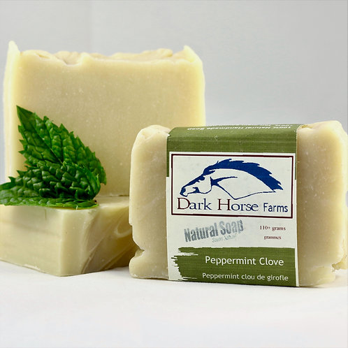 Peppermint Clove Soap