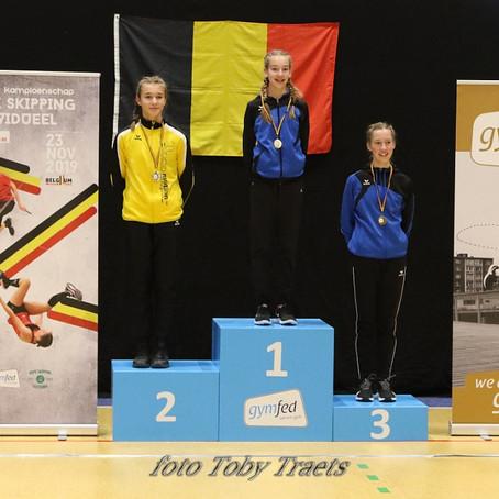 Belgisch kampioenschap masters beloften 2019