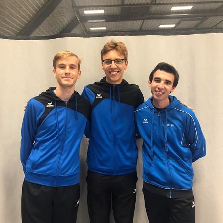 Provinciaal kampioenschap A Masters +15 2019