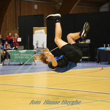 Belgisch kampioenschap 15+ A stroom 2019