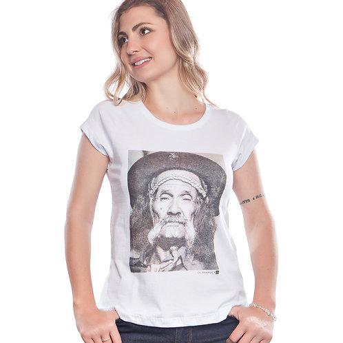 T-shirt Feminina Arroio
