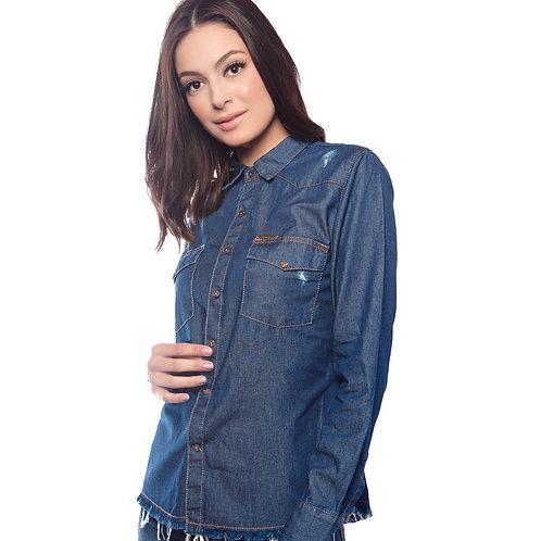 Camisa Feminina Garibaldi