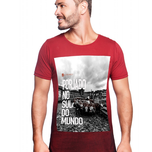 T-shirt Masculina Treviso
