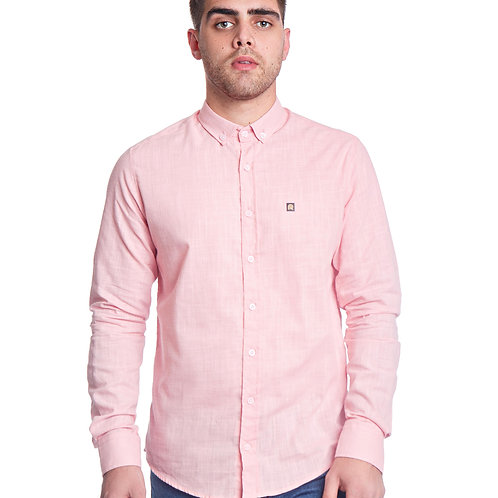 Camisa social Wear - Salmão