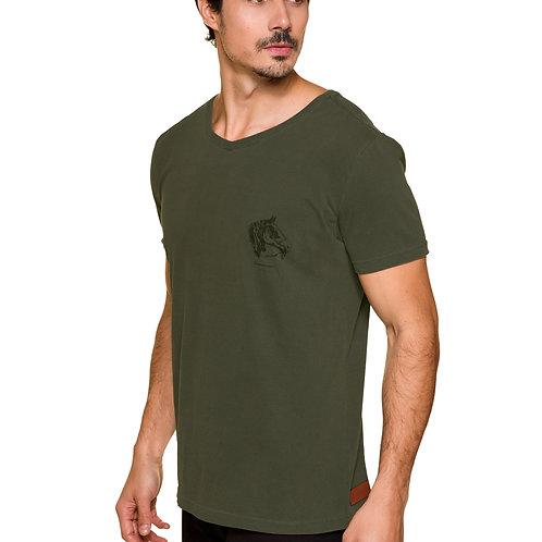T-shirt Masculina Abrantes