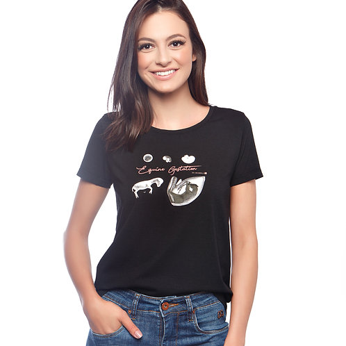 T-shirt Feminina Herveiras
