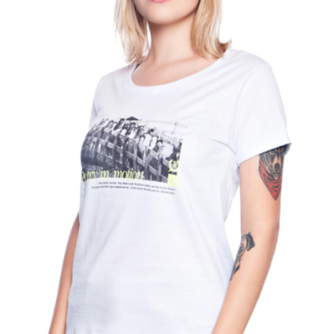 T-shirt Feminina La Spezia