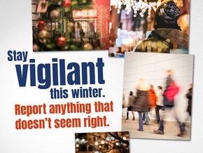 Stay Vigilant This Winter