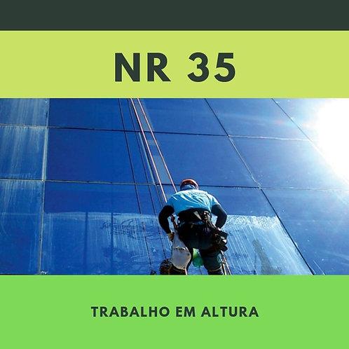 NR 35 Trabalho em Altura