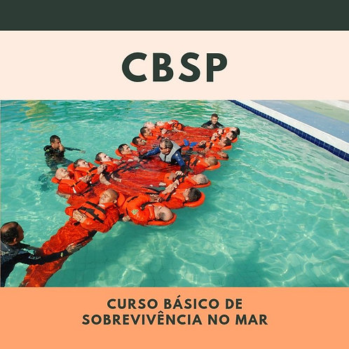 CBSP - Curso Básico de Sobrevivência no Mar + HUET