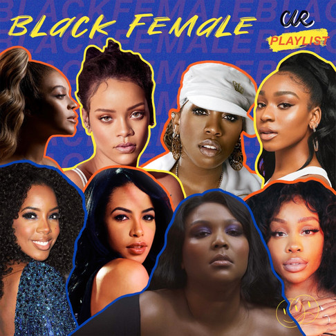 BLACK FEMALE PLAYLIST