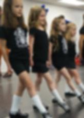 Irish Dancers in Newtown CT
