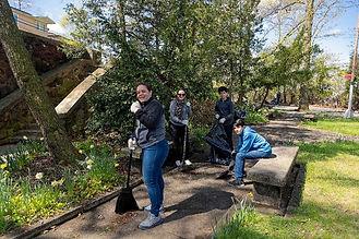 Glenwood Landing Cleanup Spring   2019 B