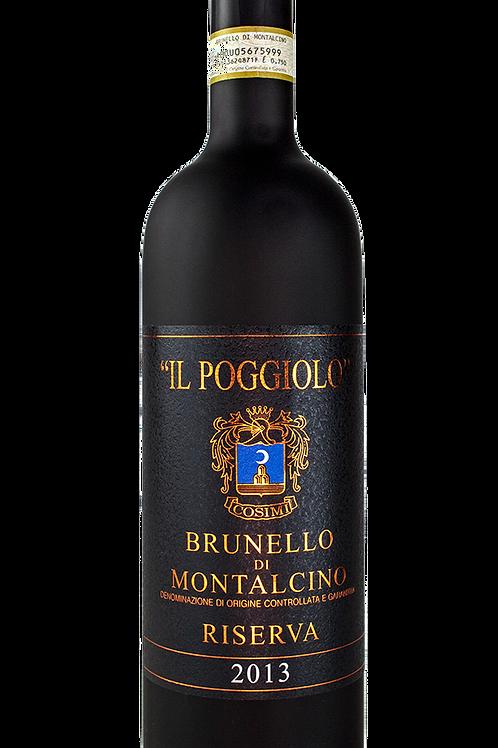 2013 Brunello di Montalcino Riserva