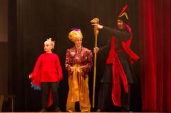 Iago, Sultan, and Jafar
