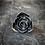 Thumbnail: Rose Ring, Size 7 (Large Petal)