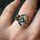 Thumbnail: Wildflower Ring, Size 6.5 (Large Petal)