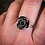 Thumbnail: Rose Ring, Size 7 (Small Petal)