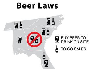 Georgia Beer and Legislation