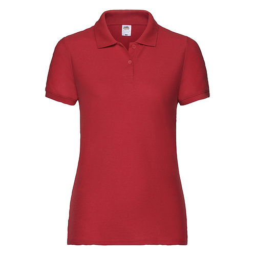 Customised Ladies Polo Shirt