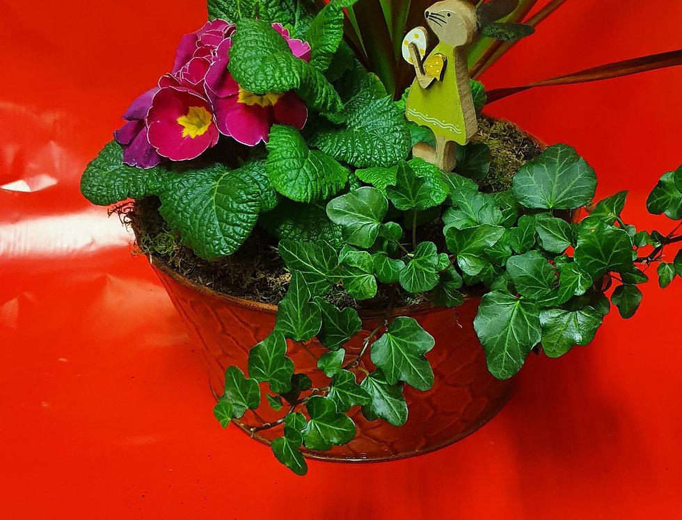 Vasque de plante