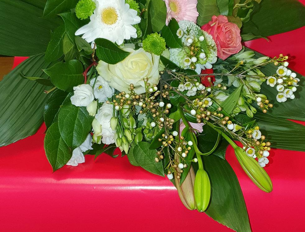 Bouquet rond garni