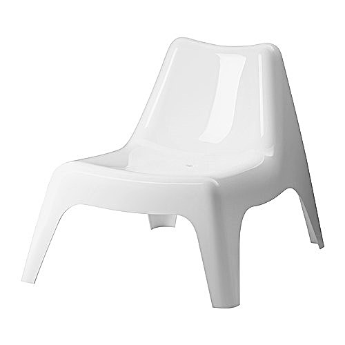 Location fauteuil blanc