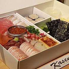 The Omakase Sashimi Box