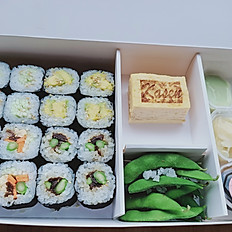 The Vegetarian Maki Set