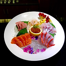 Seasonal Sashimi Omakase for 2 persons